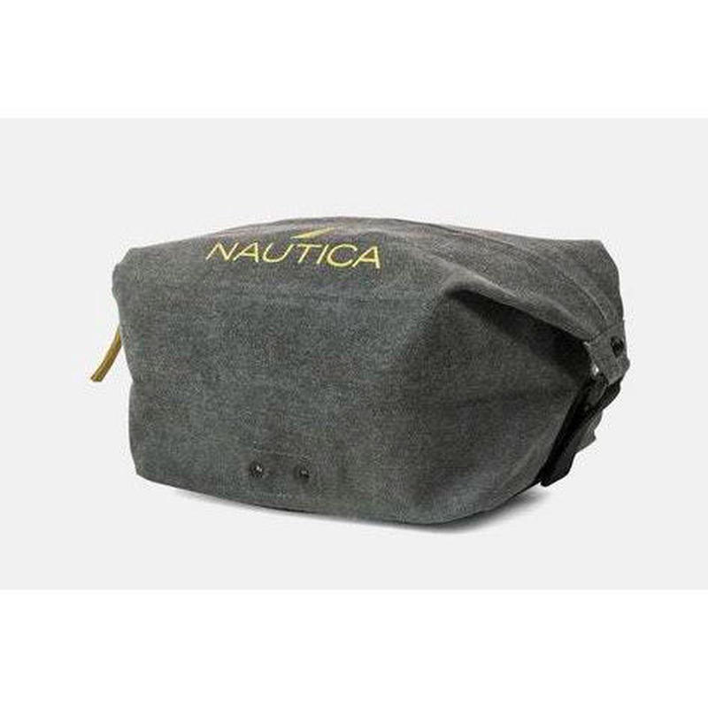 【残り僅か】NAUTICA Vintage Core Canvas Travel pack (Gray)