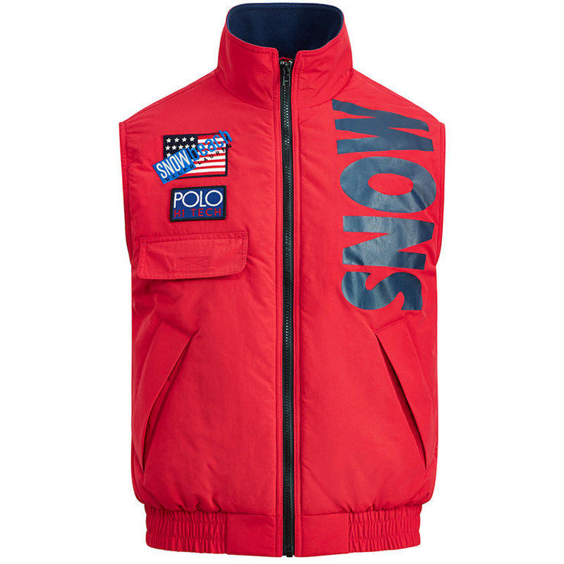 "【Exclusive】POLO RALPH LAUREN ""SNOW BEACH "" VEST"