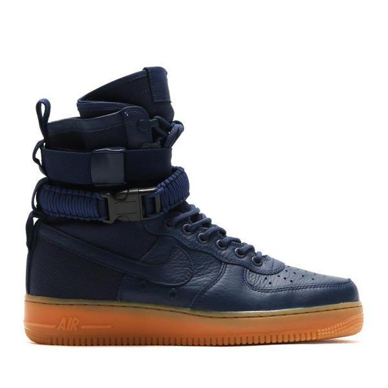 【ラス1】NIKE SF AF1 (MIDNIGHT NAVY/MIDNIGHT NAVY-BLACK)