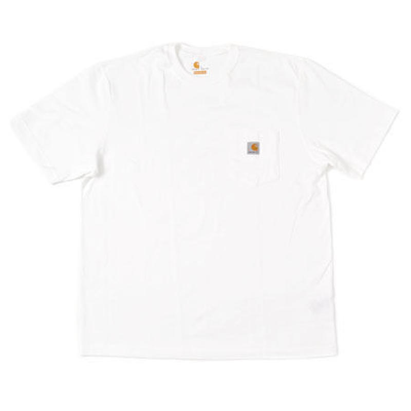 Carhartt pocket tee (White)