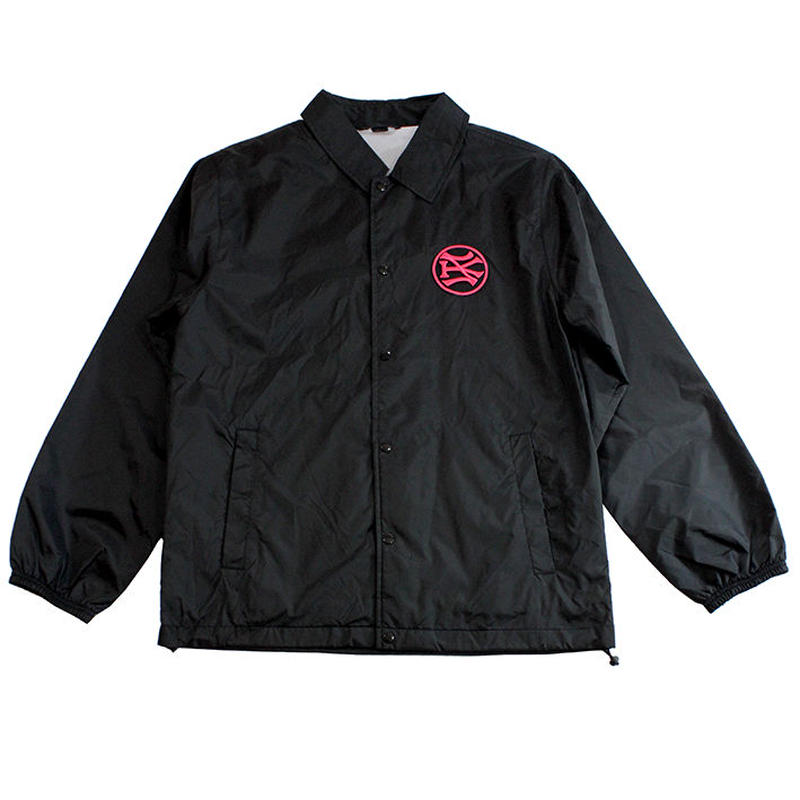 "【ラス1】SH*T KICKER ""Logo"" coach jacket"