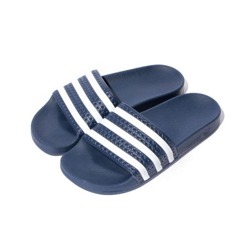 "【残り僅か】adidas Originals ""ADILETTE"" (Navy×White/Ladies)"
