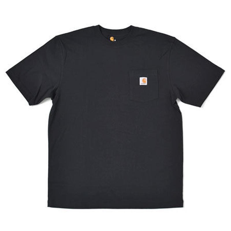 Carhartt pocket tee (Black)