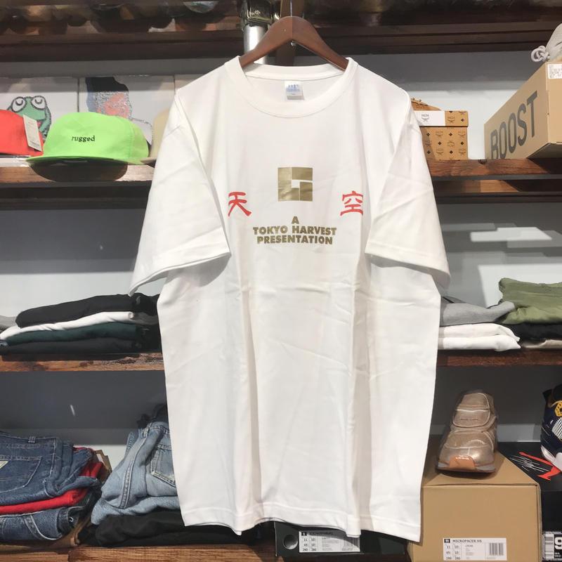 """【ラス1】RUGGED """"天空""""tee (White)"""
