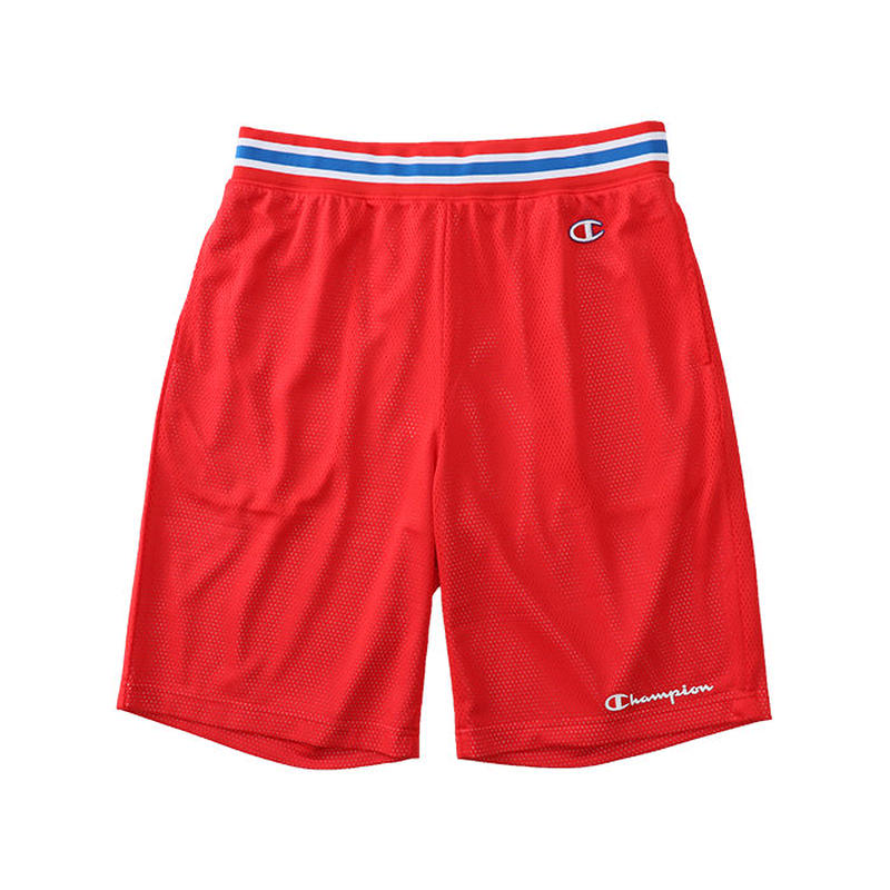 【残り僅か】Champion Action Style mesh pants(Red)