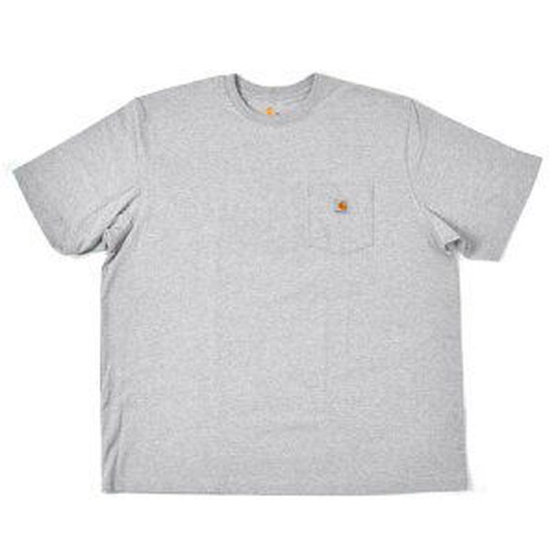 Carhartt pocket tee (Gray)