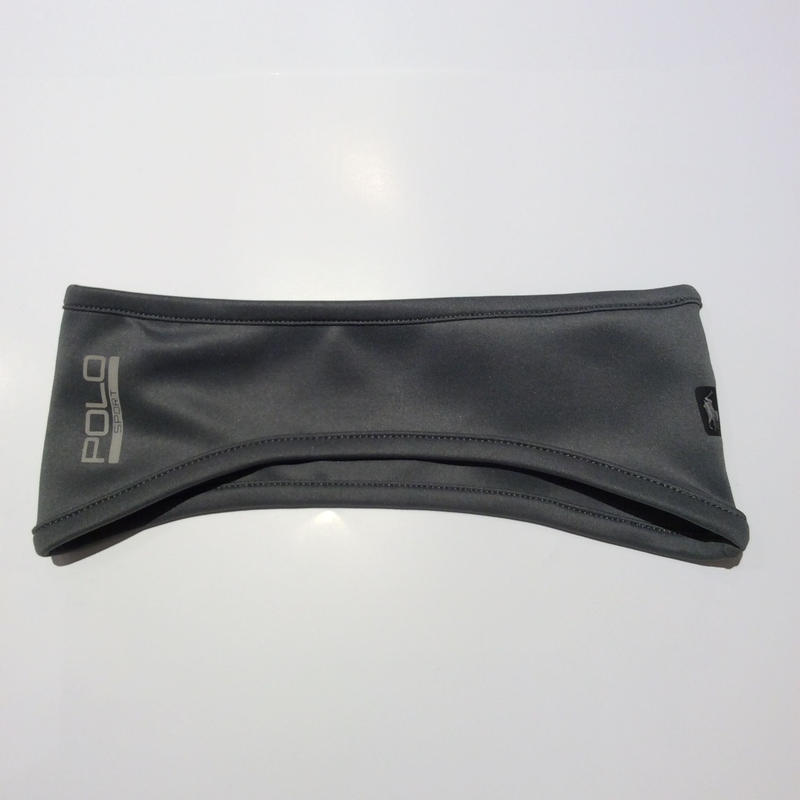 【ラス1】POLO SPORT logo hair band (Gray)