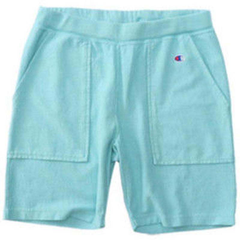 【残り僅か】Champion reverse weave short pants (Mint)