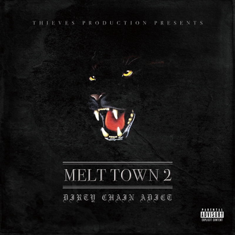 "D.C.A ""MELT TOWN2"" CD ALBUM (サイン付)"