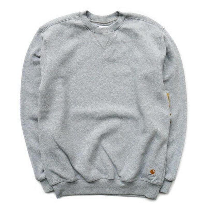 【残り僅か】Carhartt Pullover sweat(Gray)