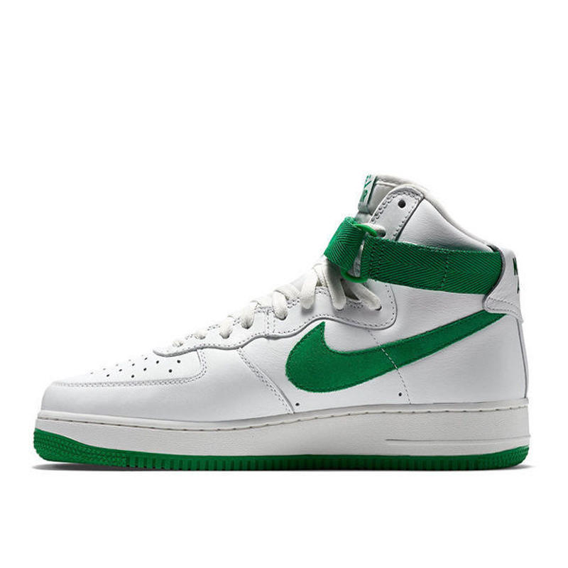 "【残り僅か】NIKE ""AIR FORCE 1 HI RETRO QS"" (Green/Summit White)"