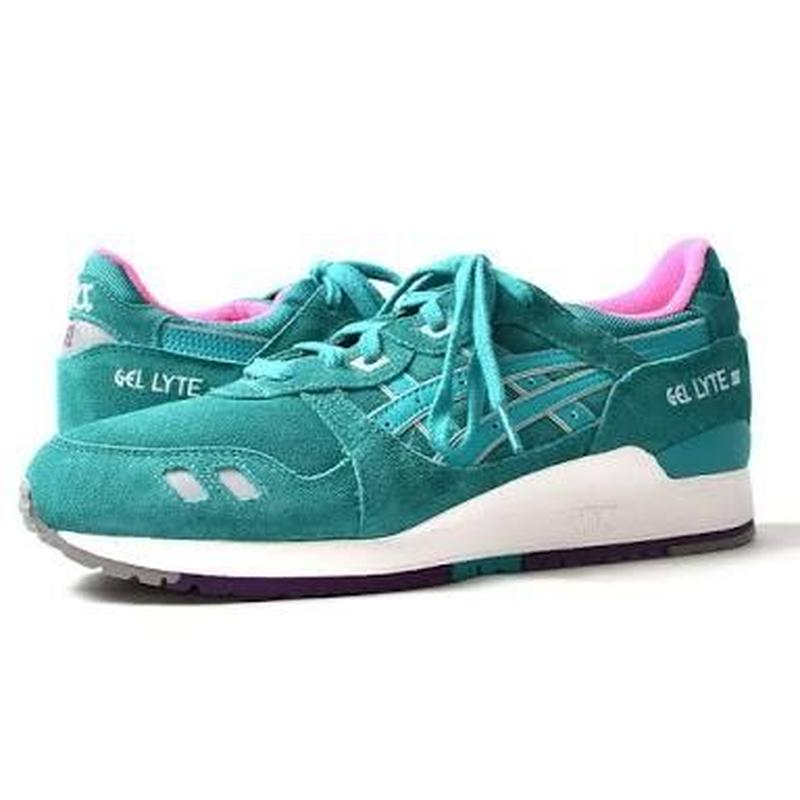 【残り僅か】ASICS TIGER GEL LYTE 3 (TROPICAL GREEN)