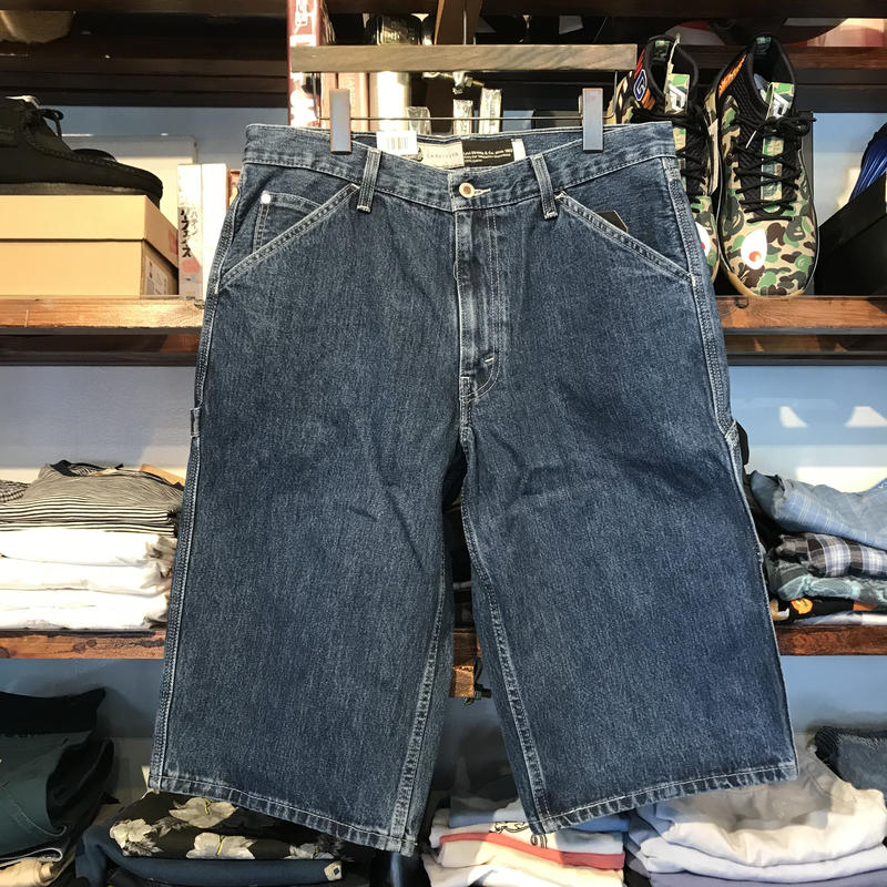 【ラス1】Levi's SilverTab Carpenter short(Denim)