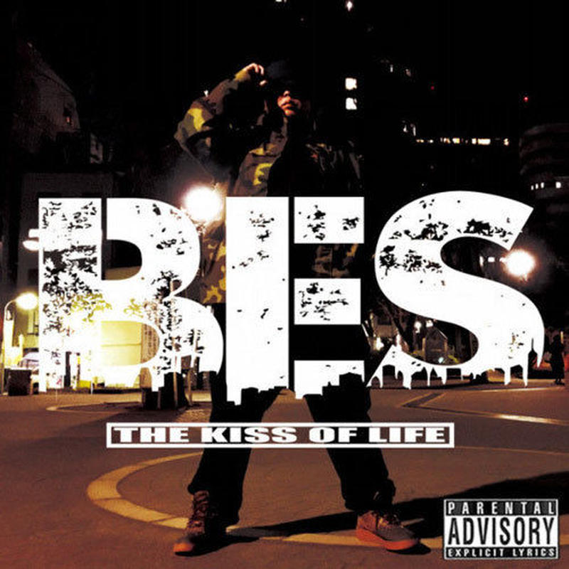 "BES 3rd album ""THE KISS OF LIFE""  (サイン付)"