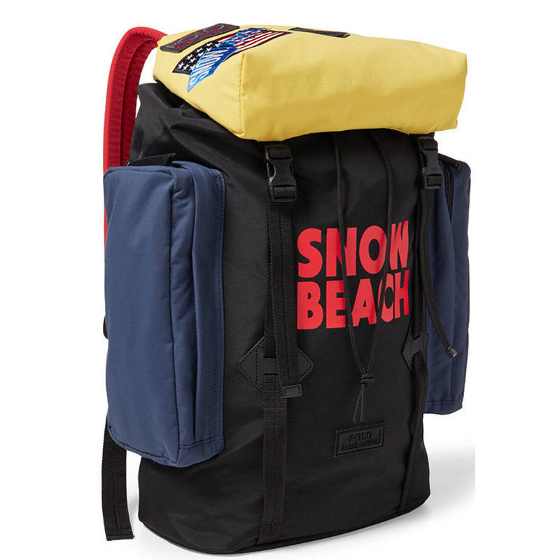 "【Exclusive】POLO RALPH LAUREN ""SNOW BEACH "" Backpack"