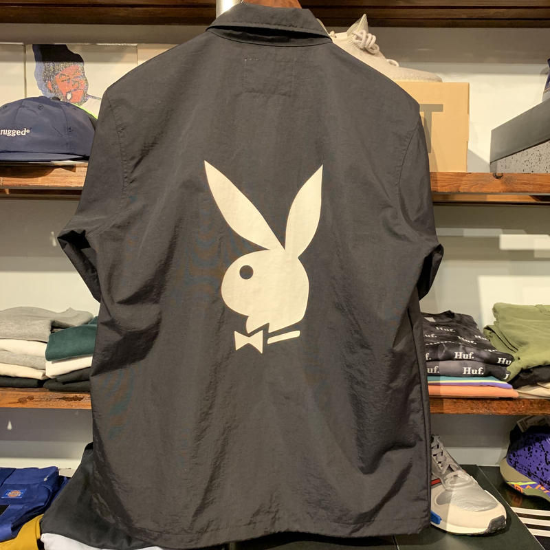 """THE WYLER CLOTHING """"PLAYBOY"""" coach jacket(L)"""