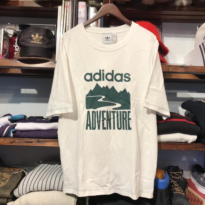 adidas adventure heavy oz. tee (O)