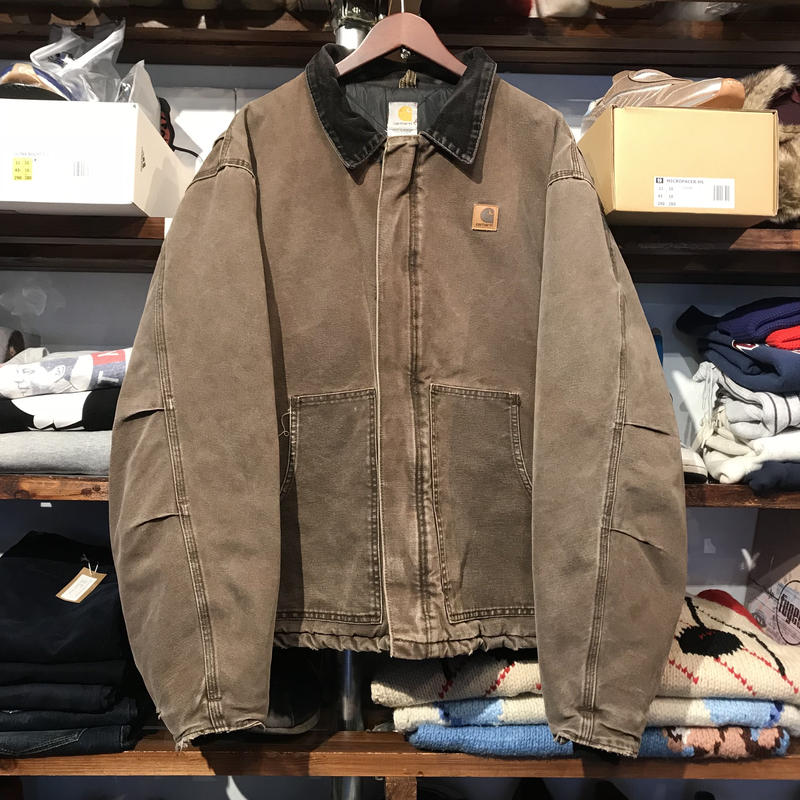 Carhartt duck jacket(2XL)