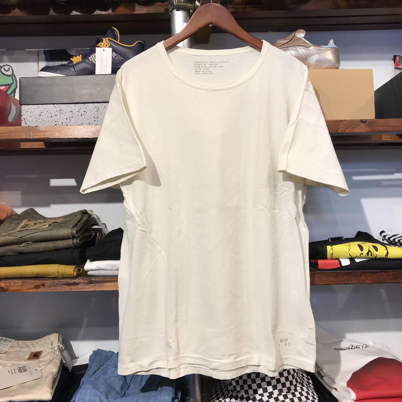 RRL cotton pane tee (L)