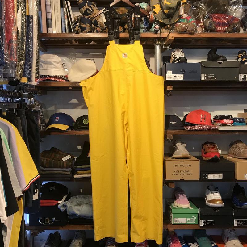 Carhartt rubber overall (M)