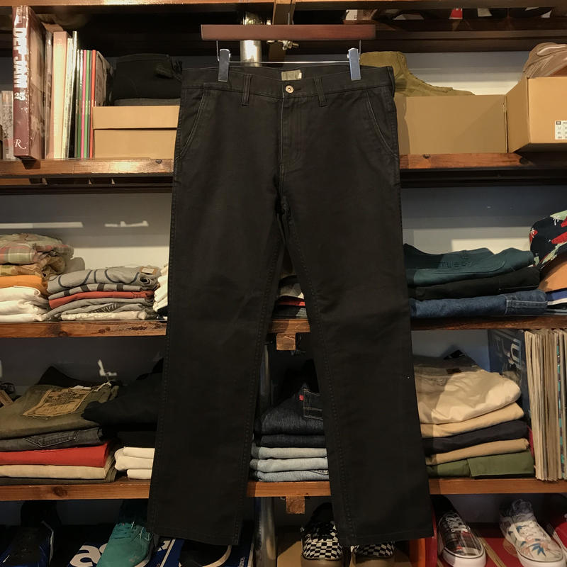 STUSSY cotton plane pants (32)