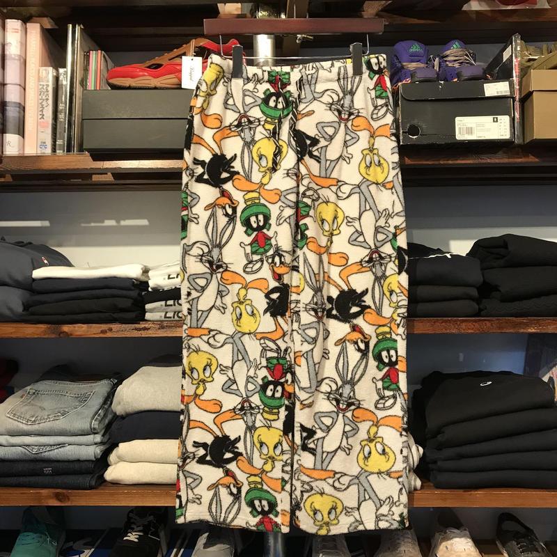 LOONEY TUNES charactor easy pants (M)