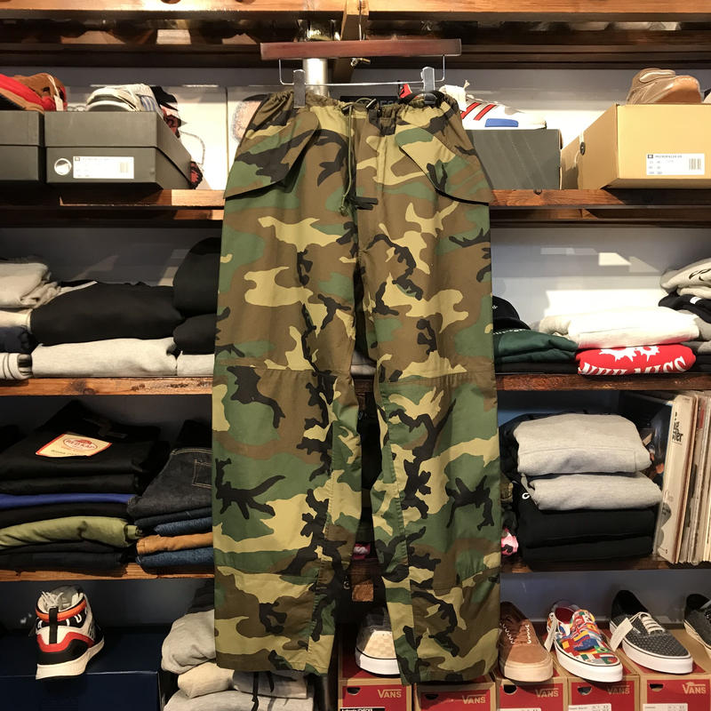 Military GORE-TEX outer pants