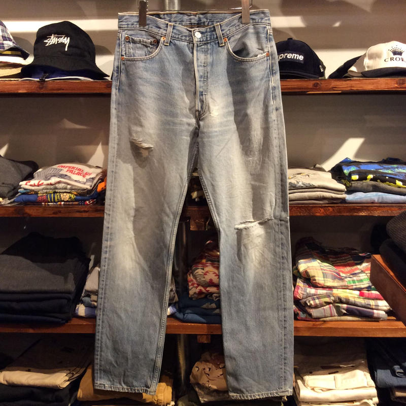 "Levi's ""501"" (Made In USA/W33)"