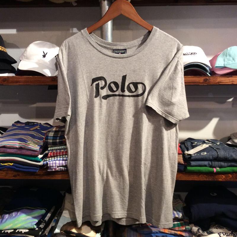 POLO SPORT logo tee(S)