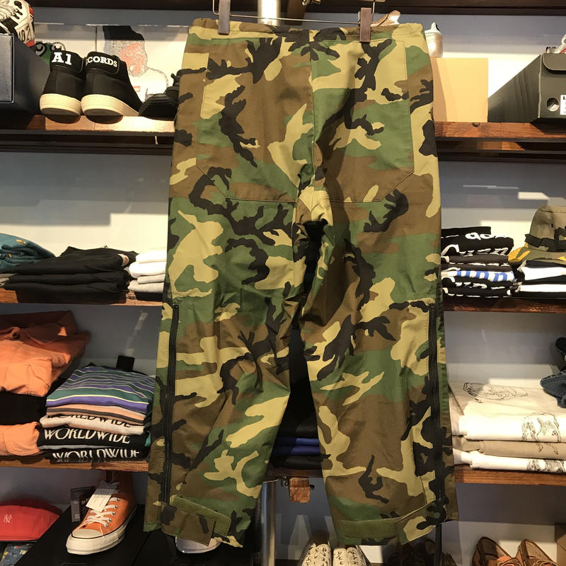Military GORE-TEX outer pants (M)