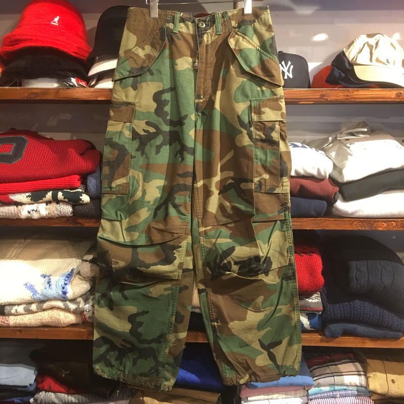 U.S military cargo pants