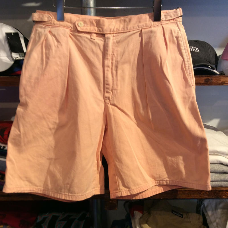 POLO RALPH LAUREN  adjuster chino shorts
