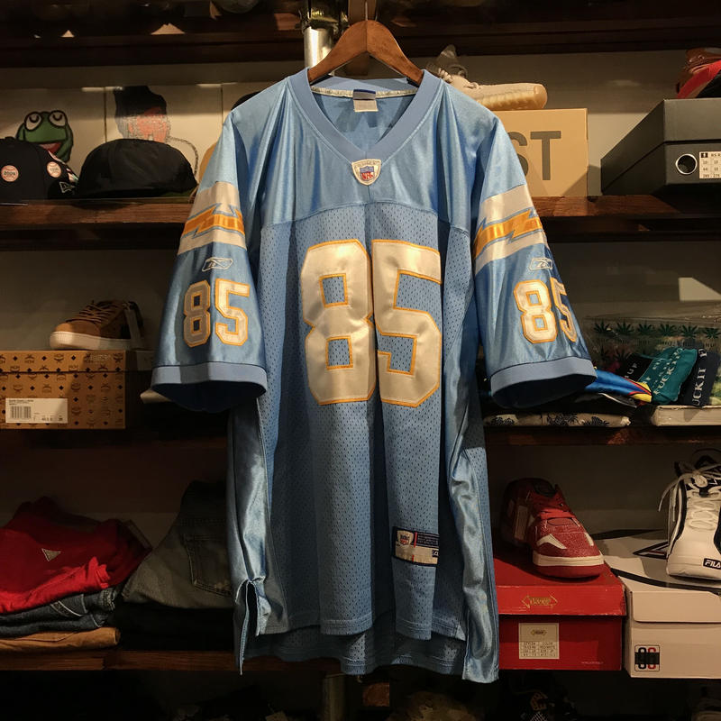 "Reebok ""NFL  Antonio Gates""   game shirt"