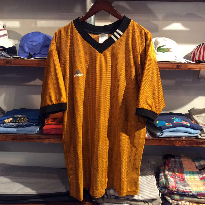 adidas soccer jersey(L)