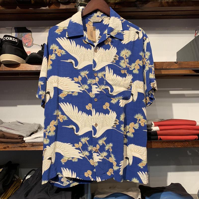 FABORITE GEAR crane shirt(M)