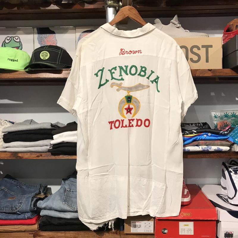 NAT NAST 50s ZENOBIA shirt