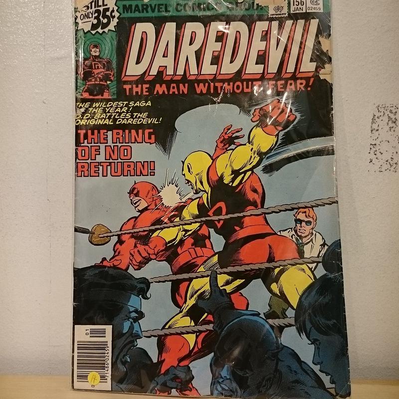 "MARVEL COMICS ""DAREDVIL""(14)"