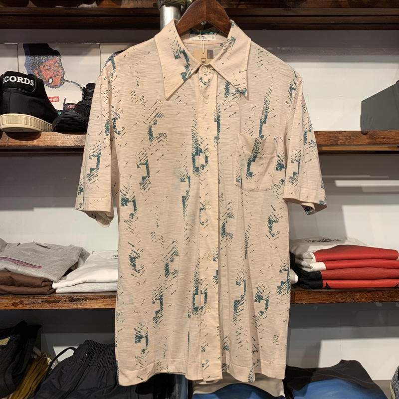 pga hemp blend summer shirt  (M)