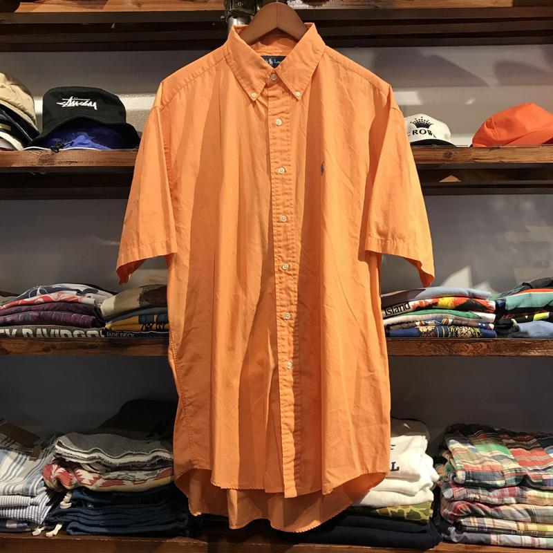 POLO RALPH LAUREN  B.D S/S shirt (L)