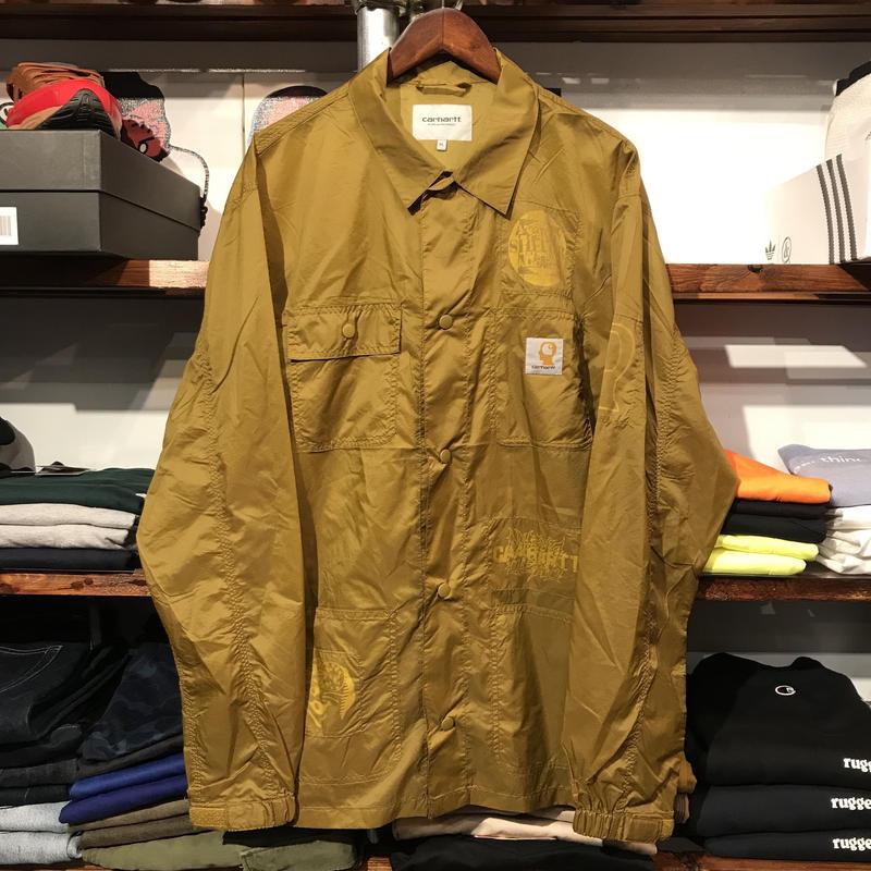 Carhartt WIP × Brain dead chore coat (XL)