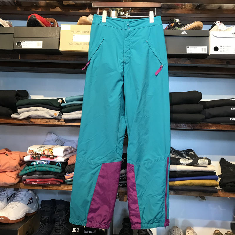 patagonia made in usa nylon pants (S)