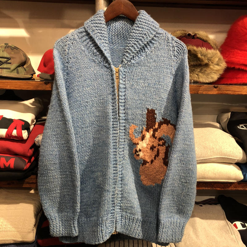nobrand sheep cowichan sweater