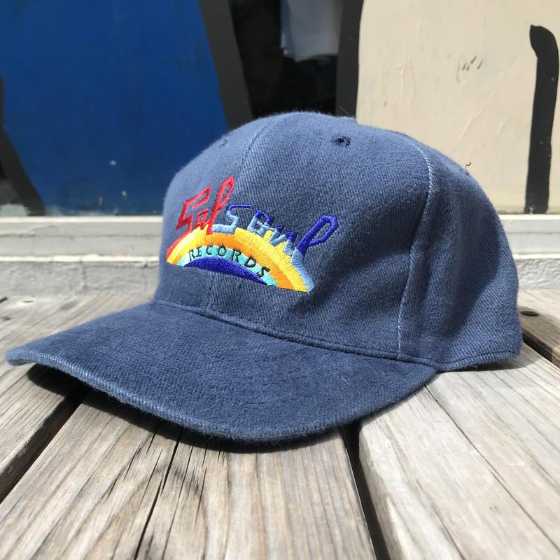 SALSOUL logo adjuster cap