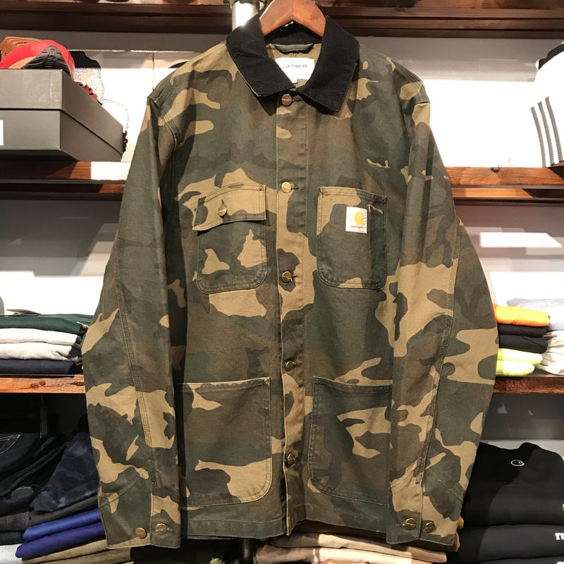 Carhartt WIP Heritage military jacket (L)
