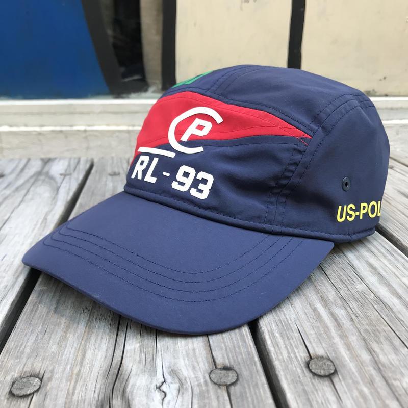 "POLO RALPH LAUREN SAILING ""RL-93"" 5panel cap"