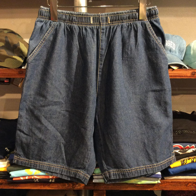 ERIKA denim easy shorts(M)