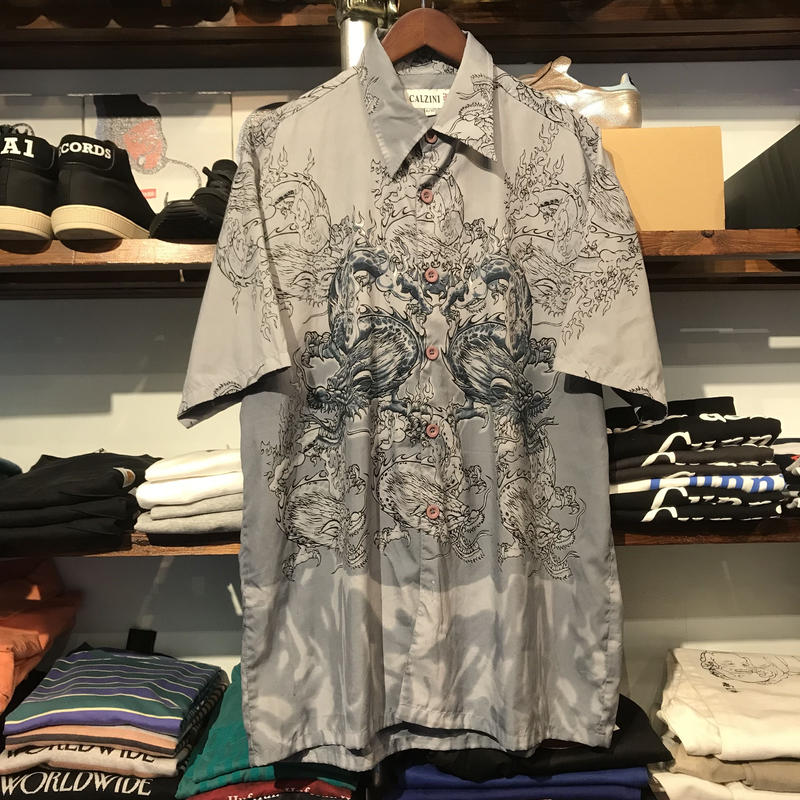 CALZINI dragon shirt (XL)
