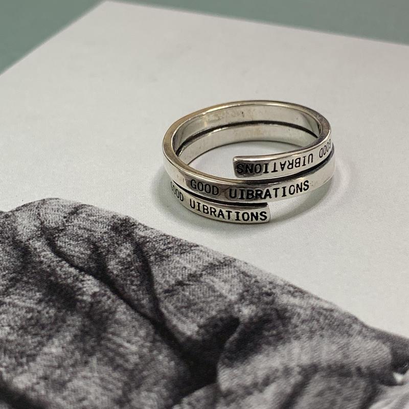 Good uibrations ring