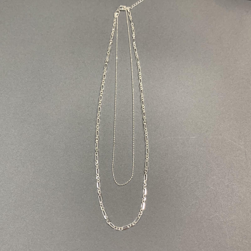 2Line necklace