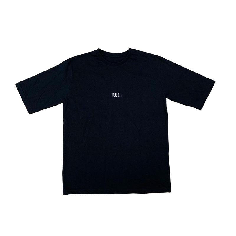 RUI. T shirt  Black